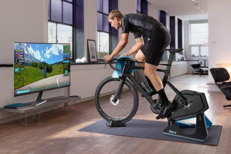 Garmin、サイクルインドアトレーナー「Tacx」を販売【室内で本格的なサイクリングライフ】