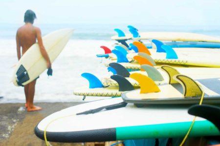 【サーフィン初心者必見】フィンの種類と選び方でライバルに差をつける!