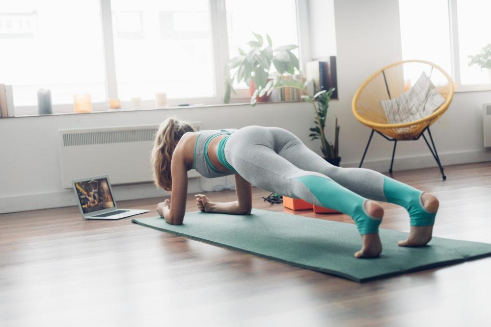 自宅 運動習慣 運動不足