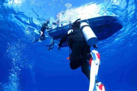 初心者ダイバー必見!ボートダイビングを楽しむためのスキルとマナー