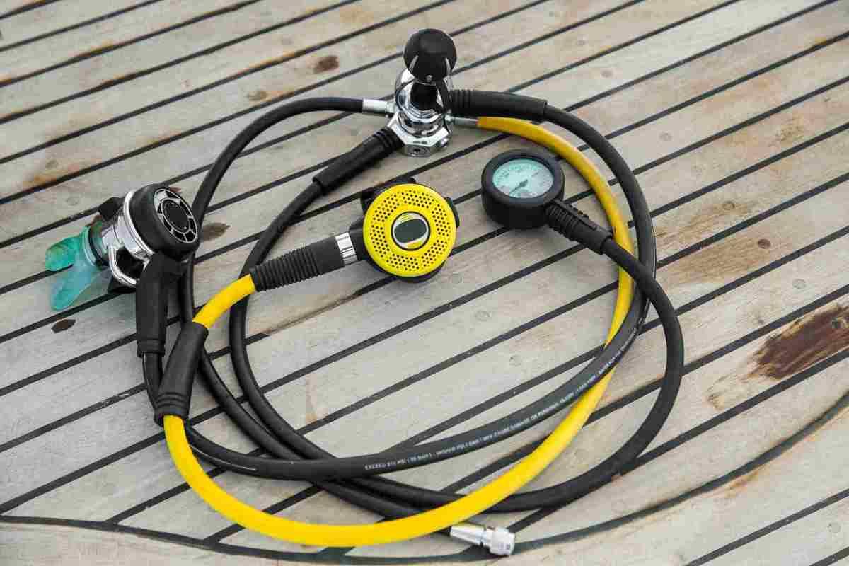 ダイビング器材 オーバーホール