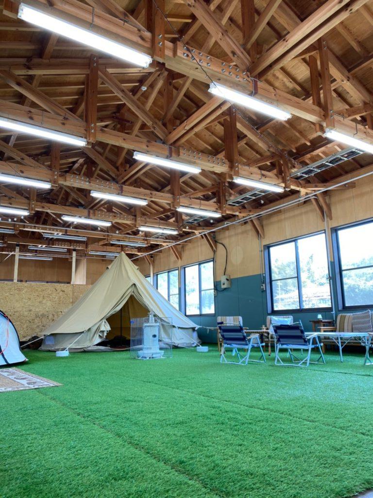EGキャンプ場