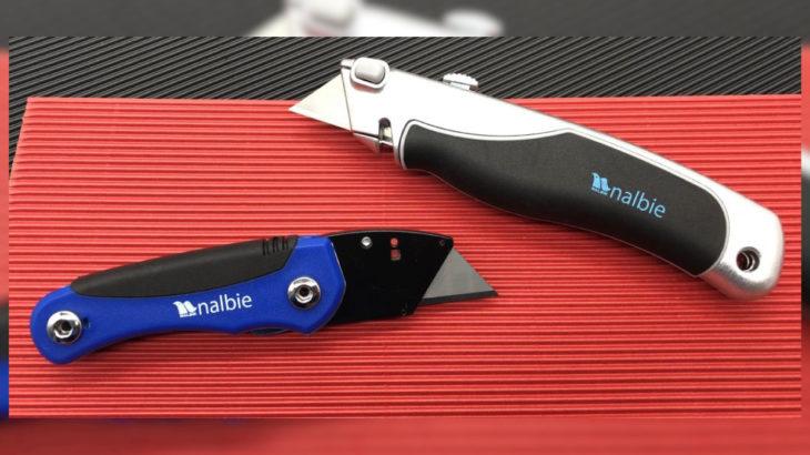 替刃式ナルビーオリジナルナイフ