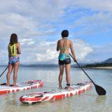 SUPを漕ぎながら水分補給ができるハイドレーションに注目!!