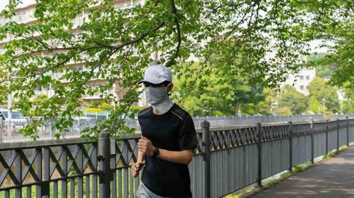 ランニングのマスク代わりに「ワークマンのクールネックゲイター」をおすすめしたい理由