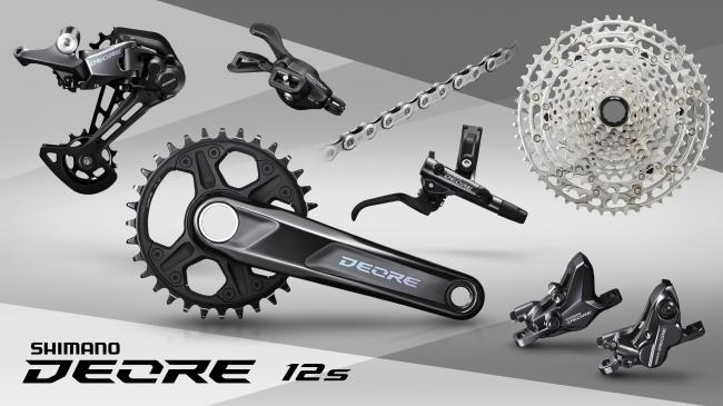 シマノのマウンテンバイクコンポーネンツ 第4のグレード「DEORE」がモデルチェンジ