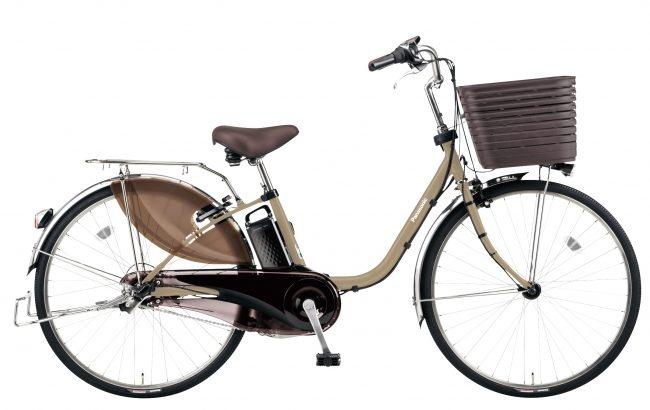 パナソニックの電動アシスト自転車「ビビ・DX」限定カラー発売