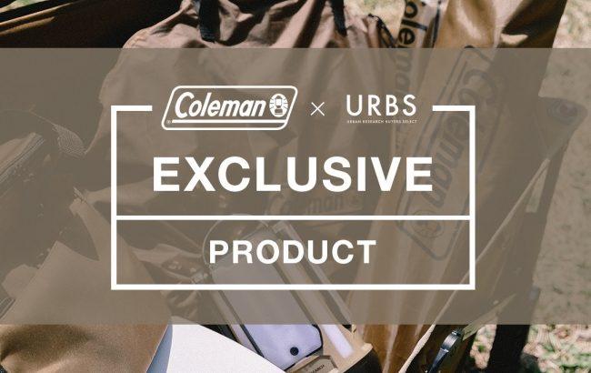 Coleman と URBS キャンプ