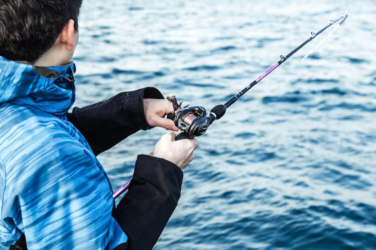 海釣り 熱中症対策