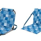 LOGOS、快適な座り心地の耐水チェア2種「デザイングランドチェア」発売