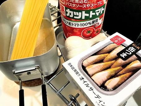 缶詰レシピ