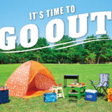 AWESOME STOREより、アウトドア関連グッズを集積した「IT'S TIME TO GO OUT」を展開