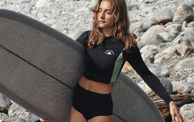 H&M、サーフィンコミュニティ「Women + Waves」とコラボしたサーフコレクションを発表