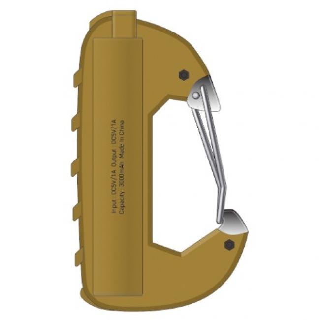 Carabiner Battery