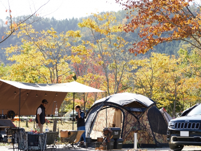 GO OUT CAMP・GO OUT JAMBOREE