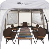 LOGOS、グランベーシック エアマジック ドームは設営約8分、空気で立ち上がる次世代テント