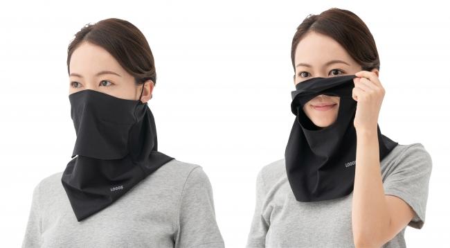 LOGOS(ロゴス)美フィットスキン UVフェイスマスク