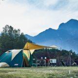 Colemanのドームテントとオープンタープが一体化!新構造の「タフオープン2ルームハウス」を発売