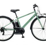 パナソニック サイクルテック、電動スポーツバイク「ベロスター」限定カラー発売