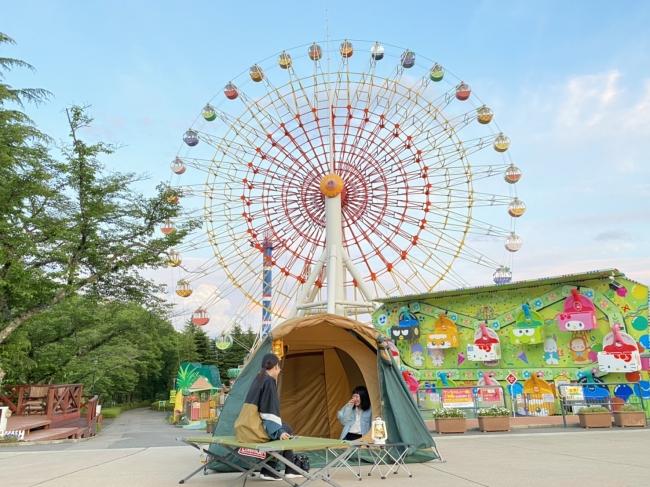 Night‐那須ハイ CAMP