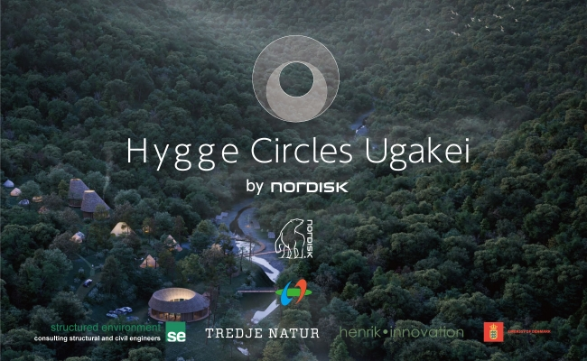 Hygge Circles Ugakei by Nordisk