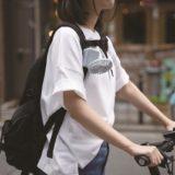 POKEPII.for Ruck(リュック専用のポータブルハンディファン)は、手ぶらで使える新しい携帯扇風機