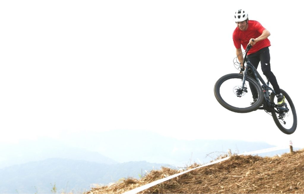 Bosch Uphill Flow Volcano