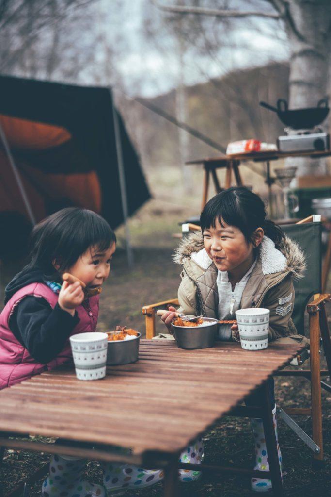 キャンプ米「賀集 野営米」