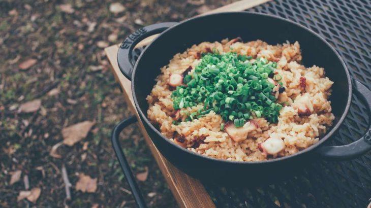 絶対にキャンプで食べたい!北海道の米農家が提案するキャンプご飯「賀集 野営米」誕生