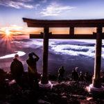 今年は、富士山に登る!富士山の登山ルートとその所要時間は?