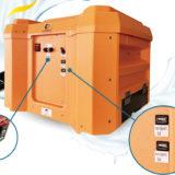 アウトドアで欲しかった!水発電機「AQUENEOUS Box 200」は塩水を入れるだけで発電!
