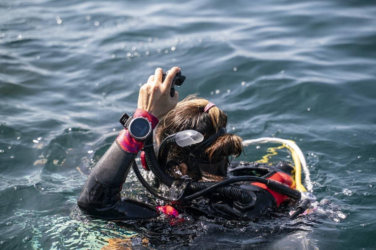 ダイビング コロナ対策
