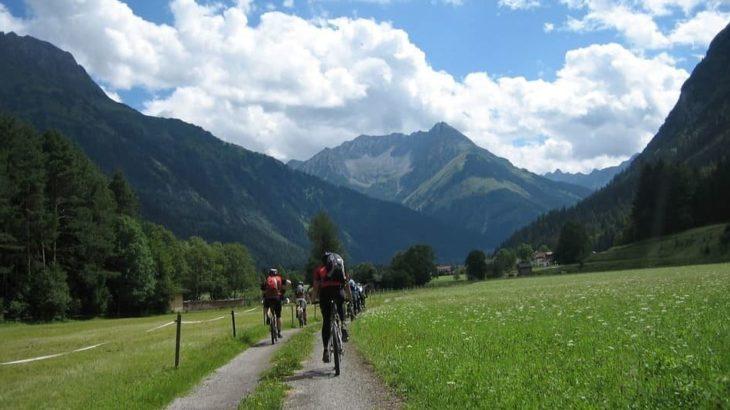 スイス サイクリング