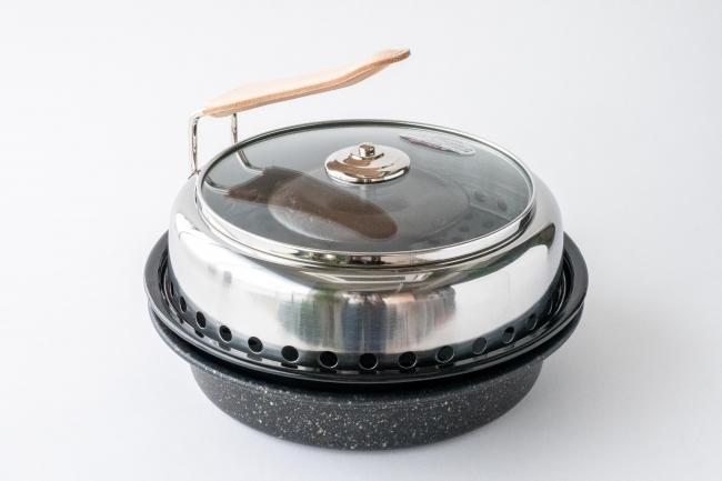 焼く・煮る・蒸すができる「GRISTA」