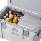 LOGOSから、ハードクーラーの保冷力をアップするサーマルバリアボード(仕切り用断熱ボード)