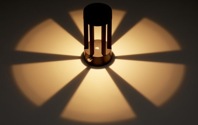 LOGOS LEDライト「グランドフットライト」