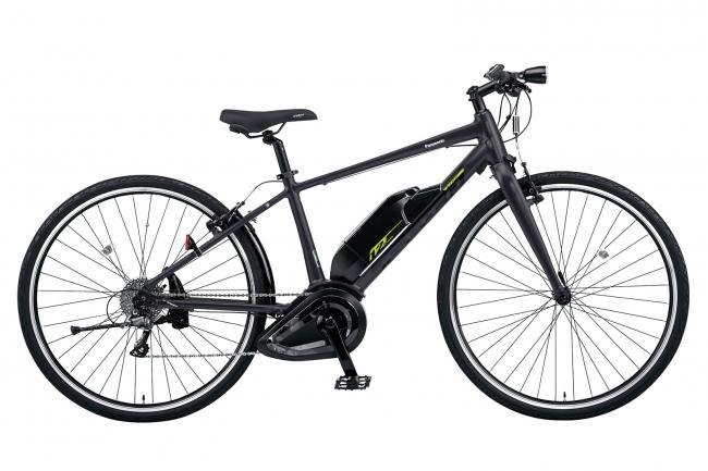 パナソニックの電動アシスト自転車スポーツタイプ「ジェッター」「XM-D2 V」