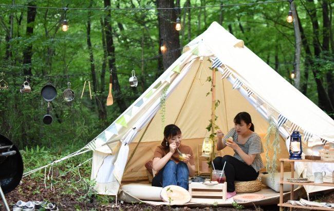 FACTLANDのグランピングでお洒落な「手ぶらde BBQプラン」開始【那須高原を日帰りキャンプで満喫】