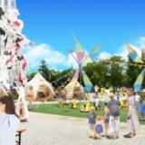 ダイバーシティ東京 プラザ「アウトドアフェア」は都内にいながらキャンプ気分に!