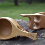 木製食器メーカーがアウトドア用食器の新ブランドFORESTABLEシリーズ発売