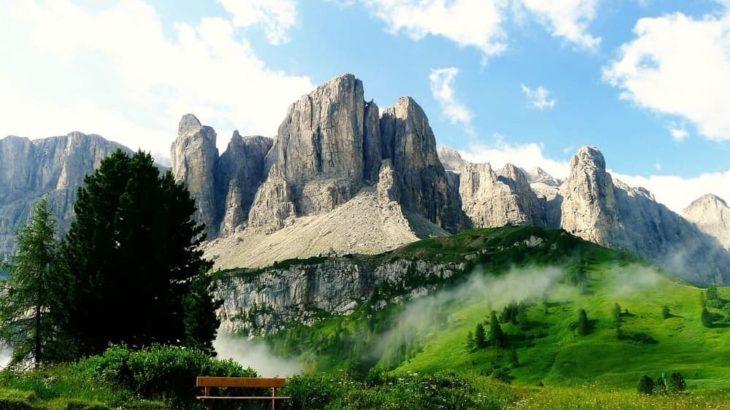 【イタリアでサイクリング②】イタリア在住者がおすすめするドロミテのセラロンダ1周サイクリングコース