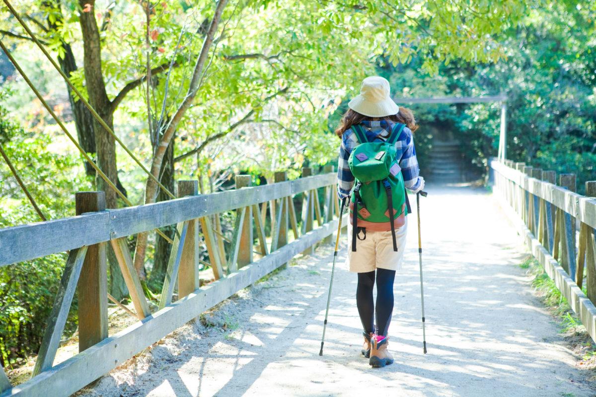 夏の登山 服装 ベースレイヤー