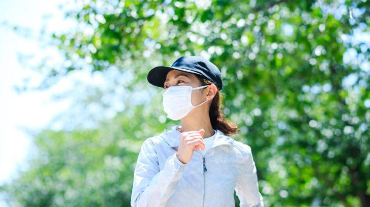 マスク 熱中症