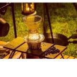 バリスタ並みのコーヒーがキャンプで飲めるドリッパー MASTER A(マスターA)