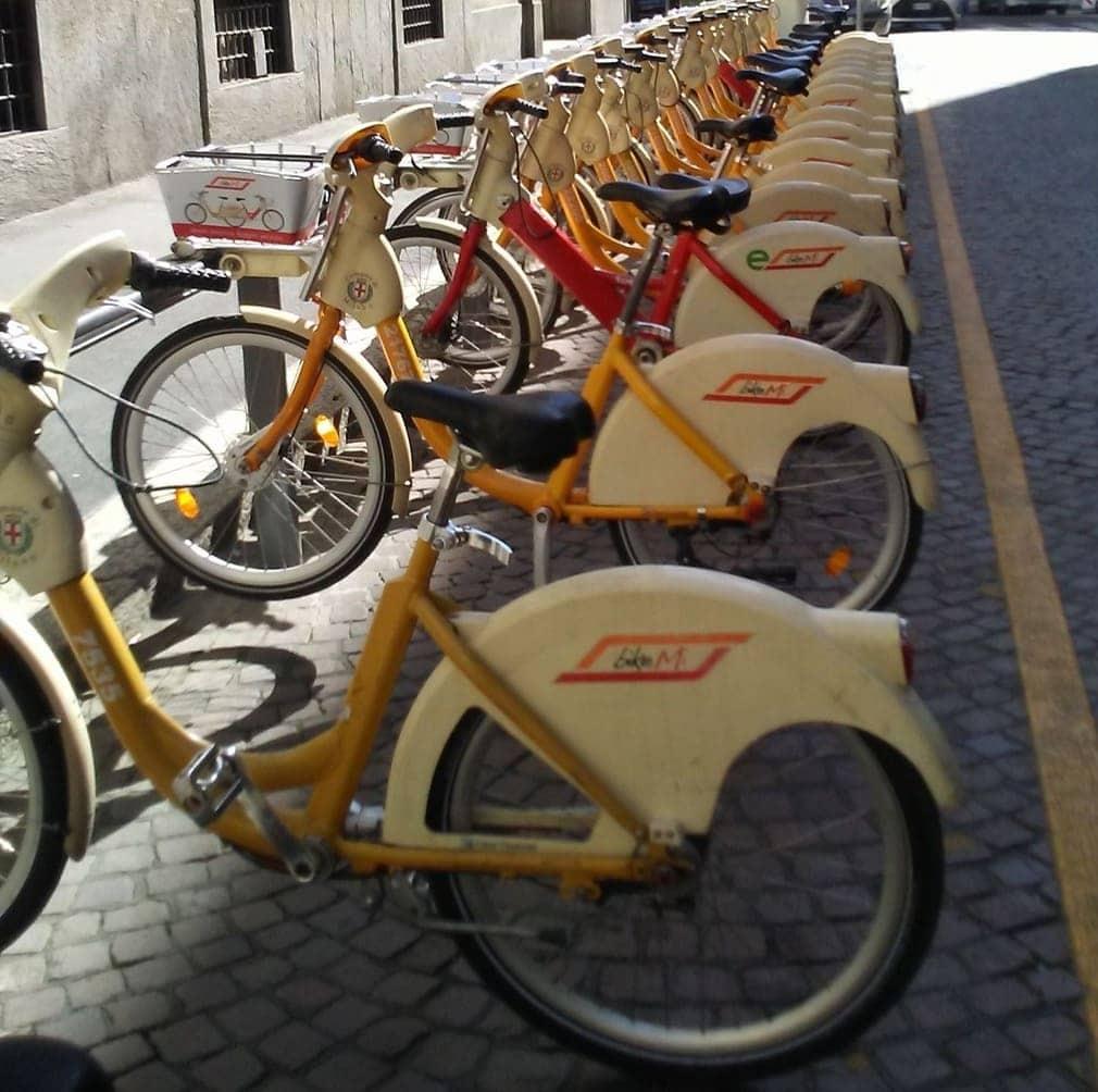 サイクリング イタリア旧アッピア街道 サイクリング