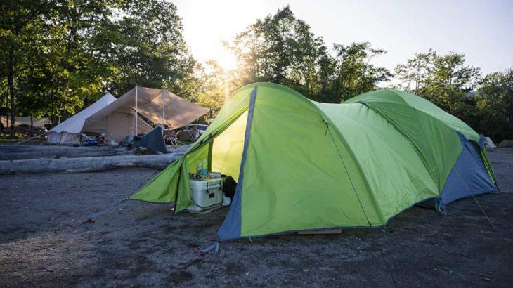 【北海道・道央】穴場キャンプ場特集!3蜜を避けコロナ対策がされているキャンプ場