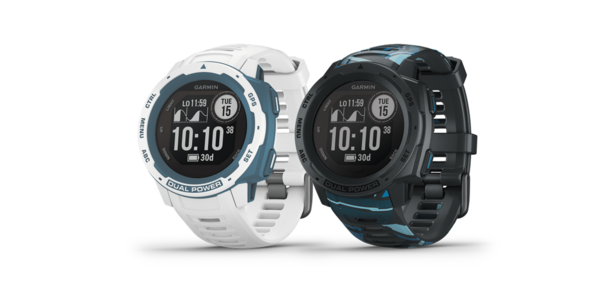 Garmin,INSTINCT DUAL POWER SURF EDITION