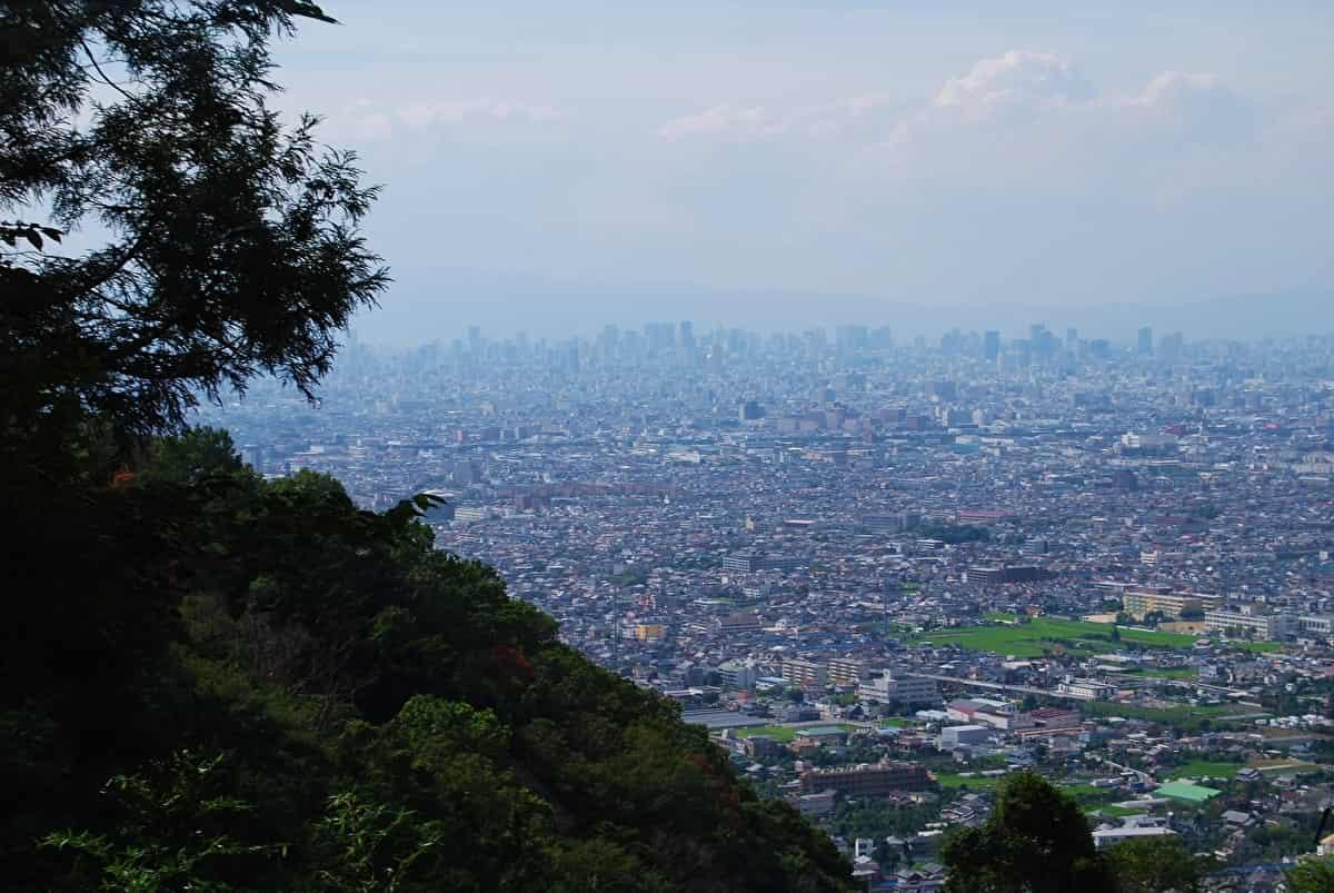 コース 関西 ハイキング