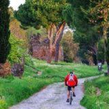 【イタリアでサイクリング③】イタリア在住者がおすすめするローマの旧アッピア街道や遺跡をまわるコース