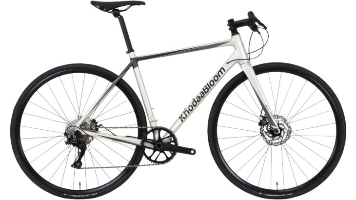 KhodaaBloom (コーダーブルーム)フラットバーロードバイク「STRAUSS DISC FLAT10 (ストラウスディスク フラット10)」